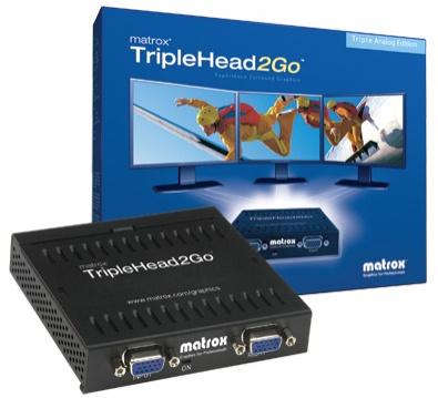 Matrox TripleHead2Go