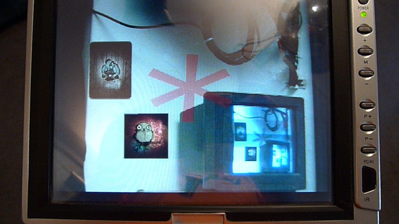 Cyberspace @ Augenschein 2009