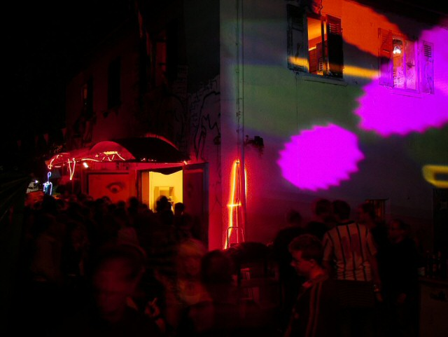 Villa Nachttanz - Festivilla07/HD